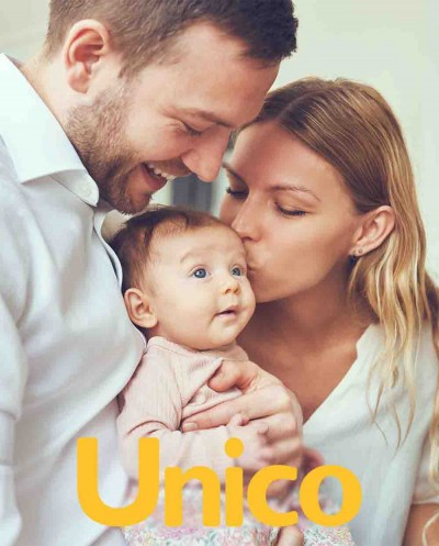 UNICO Baby Fluid, 500 ml Siciliana.lt