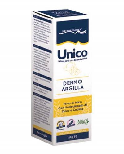 UNICO Dermal Clay, 20 g Siciliana.lt