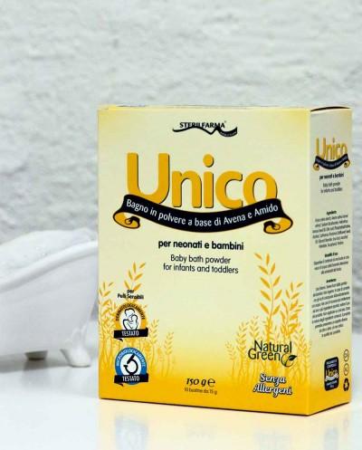 UNICO Bath Powder 10 x 15 g Siciliana.lt