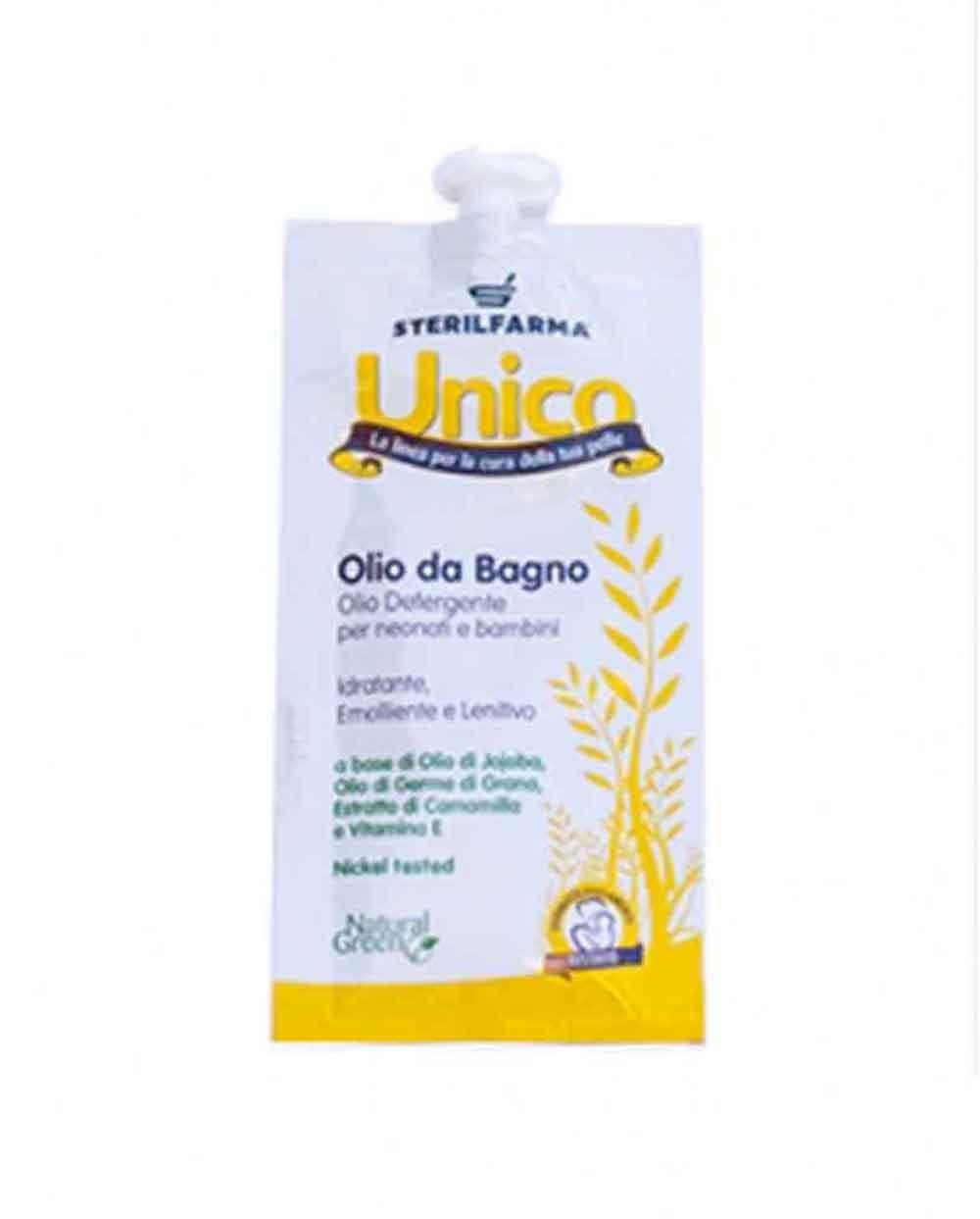 UNICO vonios aliejus, 10 ml