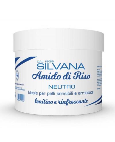 Silvana neutralaus kvapo ryžių milteliai voniai