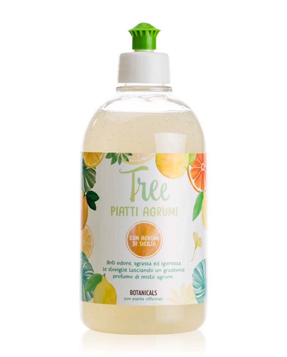 TREE Concentrated Dishwashing Liquid, 500 ml Siciliana.lt