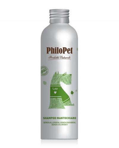 PHILOPET Light Coat Shampoo, 250 ml Siciliana.lt