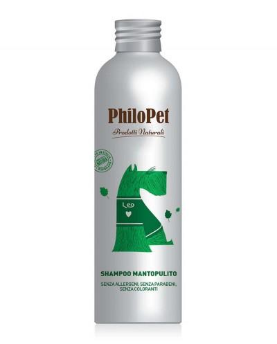 PHILOPET Clean Coat Shampoo, 250 ml Siciliana.lt