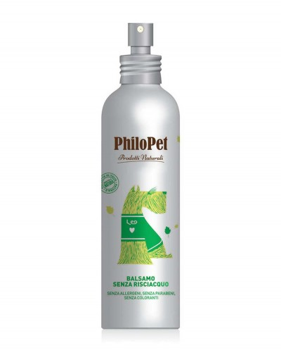 PHILOPET nenuplaunamas kondicionierius šunims, 250 ml Siciliana.lt