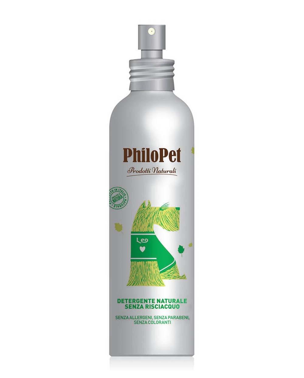 PHILOPET Organic Detergent Spray, 250 ml Siciliana.lt