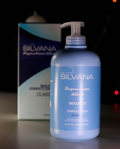 Biological Shower Gel CLASSICO | SILVANA