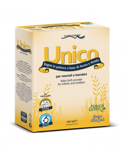 Vonios milteliai   UNICO Siciliana.lt